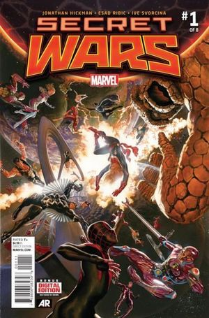 SECRET WARS (2015 3RD SERIES) #1