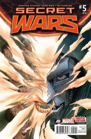 SECRET WARS (2015 3RD SERIES) #5
