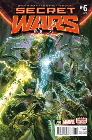 SECRET WARS (2015 3RD SERIES)