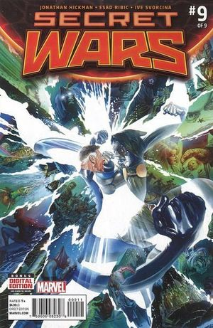 SECRET WARS (2015 3RD SERIES) #9