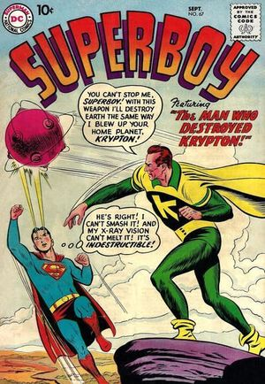 SUPERBOY (1949-1979 1ST SERIES) #67