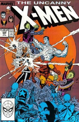UNCANNY X-MEN (1963 1ST SERIES) #229