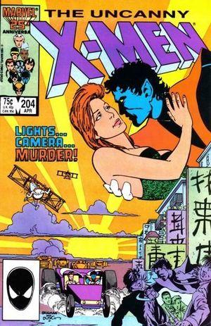 UNCANNY X-MEN (1963 1ST SERIES) #204