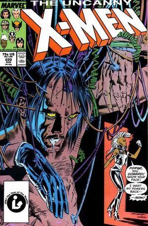 UNCANNY X-MEN (1963 1ST SERIES) #220