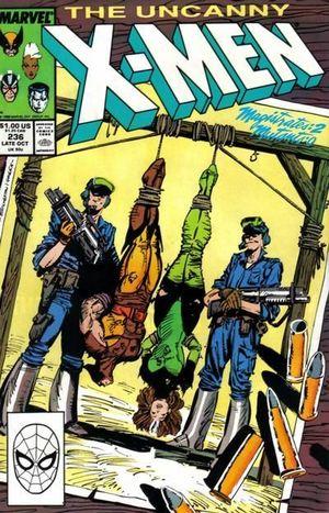 UNCANNY X-MEN (1963 1ST SERIES) #236