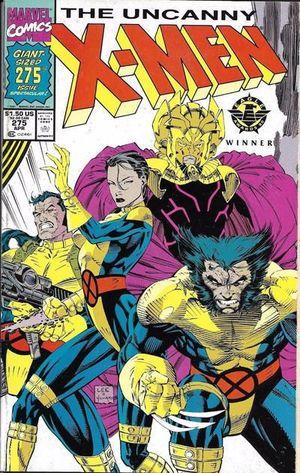 UNCANNY X-MEN (1963 1ST SERIES) #275