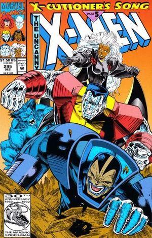 UNCANNY X-MEN (1963 1ST SERIES) #295