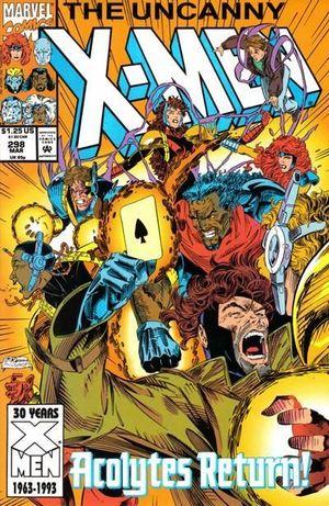 UNCANNY X-MEN (1963 1ST SERIES) #298