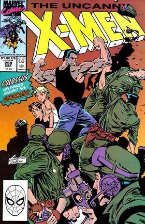 UNCANNY X-MEN (1963 1ST SERIES) #259