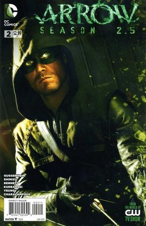 ARROW SEASON 2.5 (2014) #2
