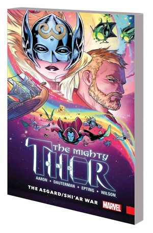MIGHTY THOR TP #3