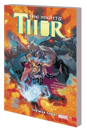 MIGHTY THOR TP #4