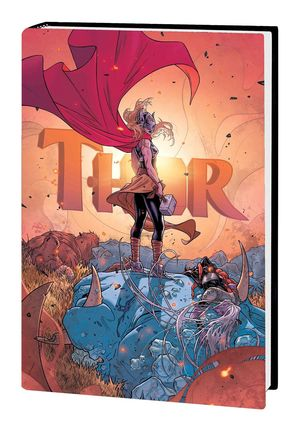 THOR BY JASON AARON AND RUSSELL DAUTERMAN HC #1