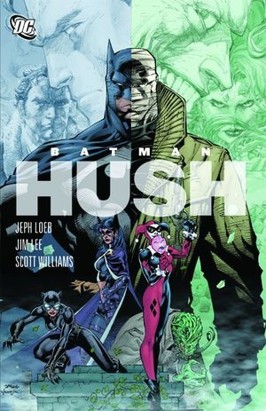 BATMAN HUSH COMPLETE TP #1