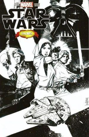 STAR WARS (2015 MARVEL) #1DCBSBW
