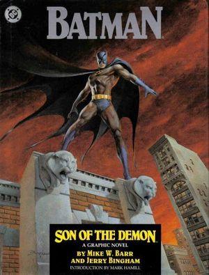 BATMAN SON OF THE DEMON HC (1987) #1