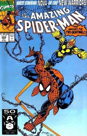 AMAZING SPIDER-MAN (1963 1ST SERIES) #352