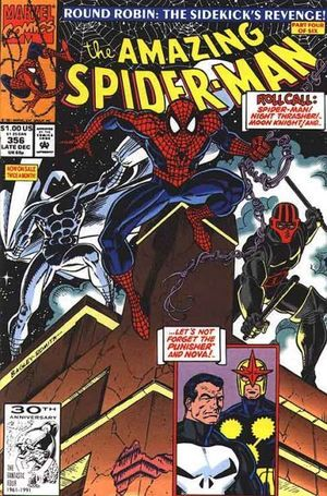 AMAZING SPIDER-MAN (1963 1ST SERIES) #356