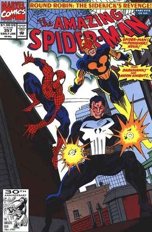 AMAZING SPIDER-MAN (1963 1ST SERIES) #357