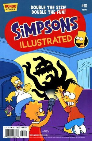 SIMPSONS ILLUSTRATED (2012) #10