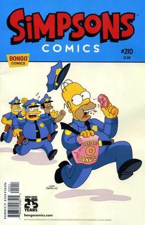 SIMPSONS COMICS (1993) #210
