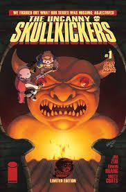 SKULLKICKERS (2010) #19PHANTO