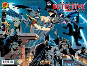 DETECTIVE COMICS (2016) #1000 DF