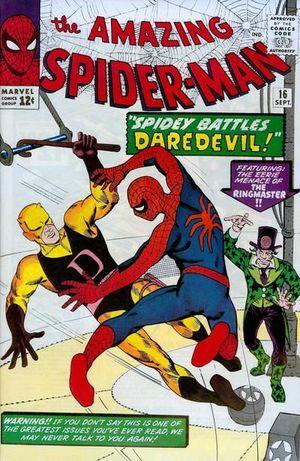 AMAZING SPIDER-MAN (1963 1ST SERIES) #16