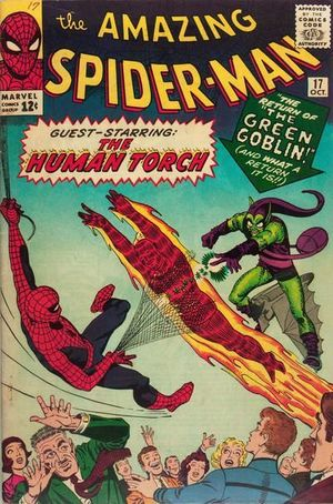 AMAZING SPIDER-MAN (1963 1ST SERIES) #17