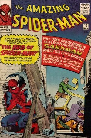 AMAZING SPIDER-MAN (1963 1ST SERIES) #18