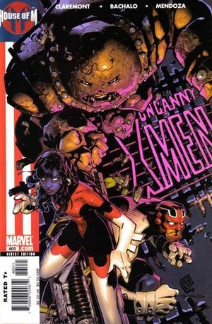UNCANNY X-MEN (1963 1ST SERIES) #465