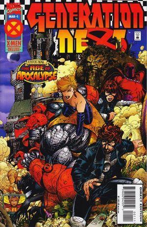 GENERATION NEXT (1995) #1-4
