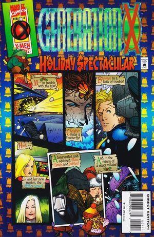 GENERATION X (1994) #4