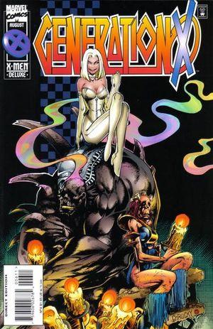 GENERATION X (1994) #6