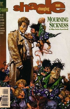 SHADE THE CHANGING MAN (1990 2ND SERIES) #42