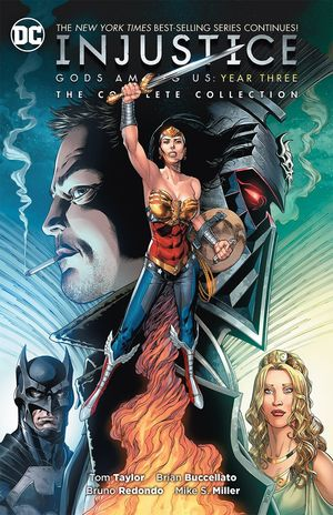 INJUSTICE GODS AMONG US TPB THE COMPLETE COLLECTIO #3