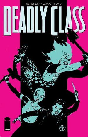 DEADLY CLASS (2013) #29