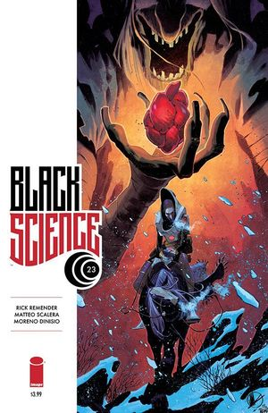 BLACK SCIENCE (2013) #23