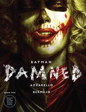 BATMAN DAMNED (2018) #2
