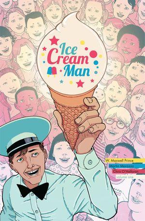 ICE CREAM MAN TPB (2018) #1