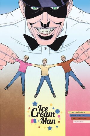 ICE CREAM MAN TPB (2018) #2