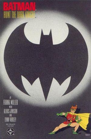 BATMAN THE DARK KNIGHT RETURNS (1986) #3