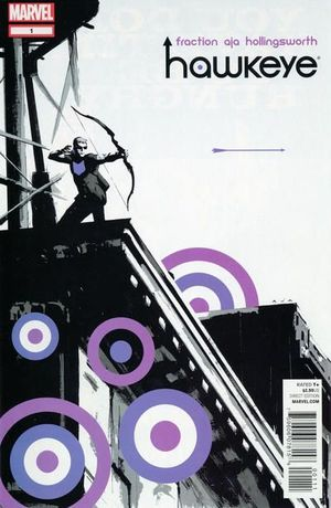 HAWKEYE (2012 4TH SERIES) #1