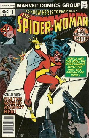 SPIDER-WOMAN (1978 1ST SERIES) #1