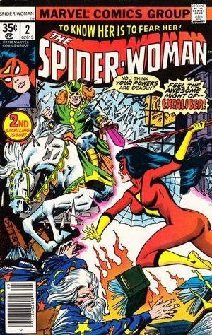 SPIDER-WOMAN (1978 1ST SERIES) #2