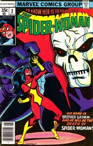 SPIDER-WOMAN (1978 1ST SERIES) #3