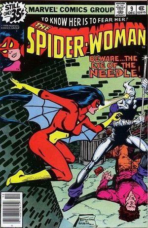SPIDER-WOMAN (1978 1ST SERIES) #9