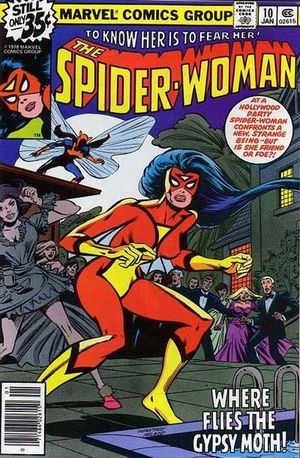 SPIDER-WOMAN (1978 1ST SERIES) #10