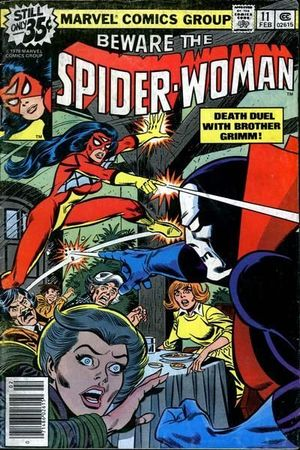 SPIDER-WOMAN (1978 1ST SERIES) #11