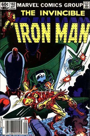 IRON MAN (1968 1ST SERIES) #162